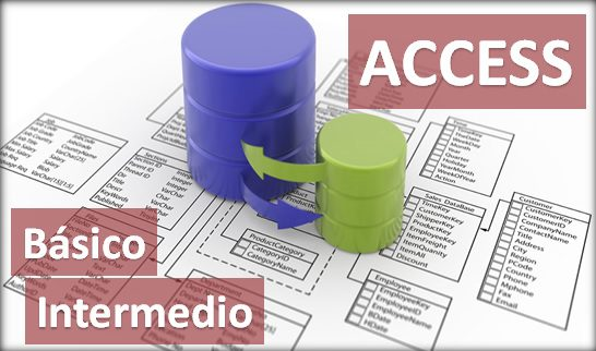 Curso Access Básico Intermedio Junio